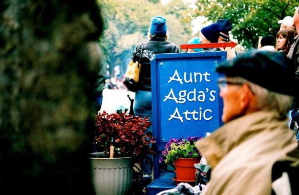 Aunt Agda's Attic